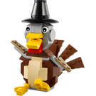 LEGO Thanksgiving Turkey Set 40091