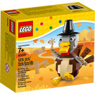 LEGO Thanksgiving Turkey Set 40091 Packaging