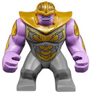 LEGO Thanos with Gray Armor Minifigure