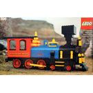 LEGO Thatcher Perkins Locomotive Set 396-1