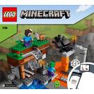 LEGO The 'Abandoned' Mine Set 21166 Instructions
