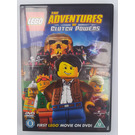 LEGO The Adventures of Clutch Powers DVD (2854298)