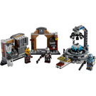 LEGO The Armourer's Mandalorian Forge Set 75319