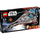 LEGO The Arrowhead Set 75186 Packaging