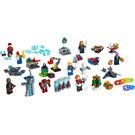 LEGO The Avengers Advent Calendar Set 76196-1 Packaging