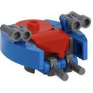 LEGO The Avengers Advent Calendar Set 76196-1 Subset Day 10 - EDITH Drone