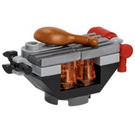 LEGO The Avengers Advent Calendar Set 76196-1 Subset Day 5 - Grill