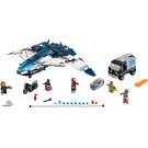 LEGO The Avengers Quinjet City Chase Set 76032