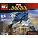 LEGO The Avengers Quinjet Set 30304