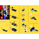 LEGO The Avengers Quinjet Set 30304 Instructions