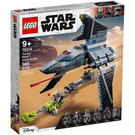 LEGO The Bad Batch Attack Shuttle Set 75314 Packaging