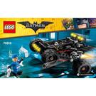 LEGO The Bat-Dune Buggy Set 70918 Instructions