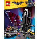 LEGO The Bat-Space Shuttle Set 70923 Instructions