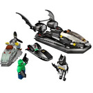 LEGO The Batboat: Hunt for Killer Croc Set 7780