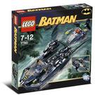 LEGO The Batboat: Hunt for Killer Croc Set 7780 Packaging