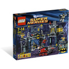 LEGO The Batcave Set 6860 Packaging