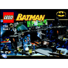 LEGO The Batcave: The Penguin and Mr. Freeze's Invasion Set 7783 Instructions