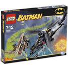 LEGO The Batcopter: The Chase for Scarecrow Set 7786 Packaging
