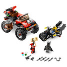 LEGO The Batcycle: Harley Quinn's Hammer Truck Set 7886