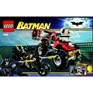LEGO The Batcycle: Harley Quinn's Hammer Truck Set 7886 Instructions