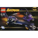 LEGO The Batman Dragster: Catwoman Pursuit Set 7779