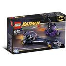 LEGO The Batman Dragster: Catwoman Pursuit Set 7779 Packaging