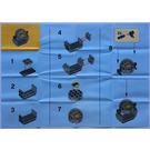 LEGO The Batman Movie Accessory Set 853651 Instructions