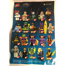 LEGO The Batman Movie Series 2 Minifigures - Random bag Set 71020-0 Instructions