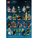 LEGO The Batman Movie Series 2 Minifigures - Random bag Set 71020-0 Instructions