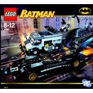 LEGO The Batmobile: Two-Face's Escape Set 7781 Instructions