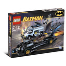 LEGO The Batmobile: Two-Face's Escape Set 7781 Packaging