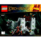 LEGO The Battle of Helm's Deep Set 9474 Instructions