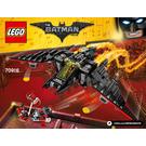 LEGO The Batwing Set 70916 Instructions
