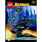 LEGO The Batwing: The Joker's Aerial Assault Set 7782 Instructions
