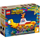LEGO The Beatles Yellow Submarine Set 21306 Packaging