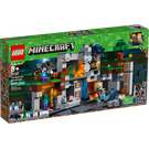 LEGO The Bedrock Adventures Set 21147 Packaging