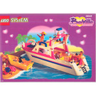 LEGO The Belville Luxury Cruiser Set 5848 Instructions