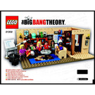 LEGO The Big Bang Theory Set 21302 Instructions