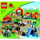 LEGO The Big Zoo Set 6157 Instructions