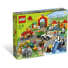 LEGO The Big Zoo Set 6157 Packaging