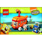 LEGO The Bikini Bottom Express Set 3830 Instructions