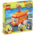 LEGO The Bikini Bottom Express Set 3830 Packaging