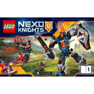 LEGO The Black Knight Mech Set 70326 Instructions