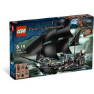 LEGO The Black Pearl Set 4184 Packaging