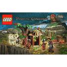 LEGO The Cannibal Escape Set 4182 Instructions
