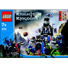 LEGO The Castle of Morcia Set 8781 Instructions