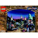 LEGO The Chamber of Secrets Set 4730 Instructions