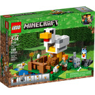 LEGO The Chicken Coop Set 21140 Packaging