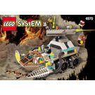 LEGO The Chrome Crusher Set 4970 Instructions