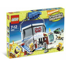 LEGO The Chum Bucket Set 4981 Packaging